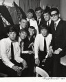 The Beatles with Gerry and The Pacemakers and Roy Orbison, by Harry Hammond - NPG x15551