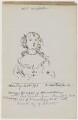 Jane Myddelton (née Needham), by Sir George Scharf, after  Ignatius Joseph van den Berghe, after  Silvester Harding - NPG D22543