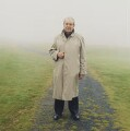 George MacDonald Fraser, by Neil Drabble - NPG x128274