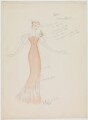 Louise Browne (costume design for Louise Browne for the revue 'After Dark'), by Hedley Gawthorne Briggs - NPG D22551