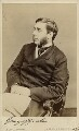 George Joachim Goschen, 1st Viscount Goschen, by John Jabez Edwin Mayall - NPG x27763