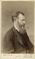 William Edward Forster, by Elliott & Fry - NPG Ax38634