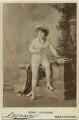 Jenny Dawson (Clara Scharlach-Dainton), by Augustus Frederick Lafosse - NPG x128418