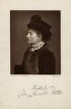 Ellen Lancaster Wallis (Mrs Walter Reynolds), by Lock & Whitfield, published by  Wyman & Sons - NPG x27244