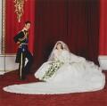 Prince Charles; Diana, Princess of Wales, by Thomas Patrick John Anson, 5th Earl of Lichfield - NPG x128498