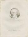 Benjamin Robert Haydon, by Mary Dawson Turner (née Palgrave), after  John Philip Davis ('Pope' Davis) - NPG D22576
