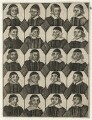Twenty unknown clerics, by Unknown engraver - NPG D22615