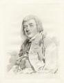 William Lort Mansel, by Mary Dawson Turner (née Palgrave), after  George Henry Harlow - NPG D22584