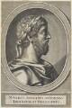 Marcus Aurelius, by William Faithorne - NPG D22628