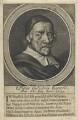 William Bagwell, by William Faithorne - NPG D22631