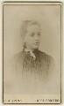 Annie (Unknown girl), by Henry Joseph Spink - NPG Ax128315
