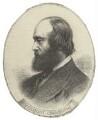 Robert Gascoyne-Cecil, 3rd Marquess of Salisbury, by Unknown artist - NPG D23021