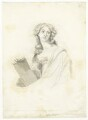 Elizabeth (née Turner), Lady Palgrave, by Mary Dawson Turner (née Palgrave), after  John Philip Davis ('Pope' Davis) - NPG D22602
