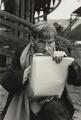 Sir Stanley Spencer, by Leonard McCombe - NPG x128514