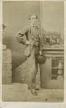 Unknown man, by Stennett & Co (John Archibald Stennett) - NPG Ax128340