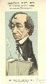 Benjamin Disraeli, Earl of Beaconsfield, by Faustin Betbeder ('Faustin') - NPG D23024