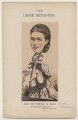 Queen Alexandra, by Faustin Betbeder ('Faustin') - NPG D23033