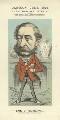 Henry Howard Molyneux Herbert, 4th Earl of Carnarvon, by Faustin Betbeder ('Faustin') - NPG D23039