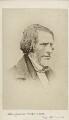 John Gibson, by John & Charles Watkins - NPG Ax11935