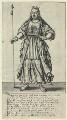 Boudicca (Boadicea), by William Faithorne - NPG D22647