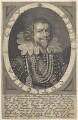 George Villiers, 1st Duke of Buckingham, by William Faithorne, after  Michiel Jansz. van Miereveldt - NPG D22656