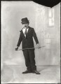 Master G. Archer as Charles Chaplin, by Bassano Ltd - NPG x150331