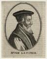 Hugh Latimer, after Magdalena de Passe, after  Willem de Passe - NPG D23047