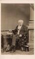 Sir Fitzroy Edward Kelly, by Mayall - NPG Ax39730