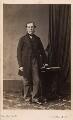 Roundell Palmer, 1st Earl of Selborne, by Leonida Caldesi - NPG Ax39734