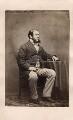 Sir George Jessel, by Merrick (Joseph Langridge) - NPG Ax39744