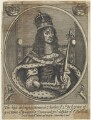 King Charles II, probably by William Faithorne, published by  Robert Gibs (Gibbes or Gibbs) - NPG D22684