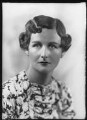 Nancy Mitford, by Bassano Ltd - NPG x26631