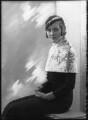 Diana Mitford (later Lady Mosley), by Bassano Ltd - NPG x26675