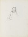 Unknown actor, possibly George Richard Rignold, by Percy Frederick Seaton Spence - NPG D23134(13)