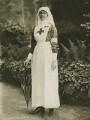 Lady Nina Geraldine Knowles (née Ogilvie-Grant), by Bassano Ltd - NPG x85768