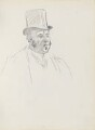 Unknown man, by Percy Frederick Seaton Spence - NPG D23134(25)