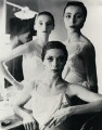 Ballerinas at the New York City Ballet (Diana Adams; Maria Tallchief; Tanaquil Leclercq), by Norman Parkinson - NPG x128544
