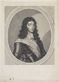 King Charles II, by William Faithorne - NPG D22694