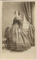 Mrs N. Cribb, by London School of Photography - NPG Ax16238