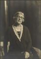 George Egerton (Mary Chavelita Dunne), by Walter Benington, for  Elliott & Fry - NPG x94119
