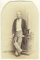 George Charles Mostyn, 6th Baron Vaux of Harrowden, by George Heron Hay - NPG Ax46291