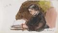 Annie Dixon, by Louisa Anne Beresford - NPG D23146(15)