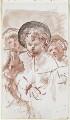 Four unknown children, by Louisa Anne Beresford - NPG D23146(30)