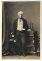 Sir Thomas Kenah, by Camille Silvy - NPG Ax46328