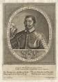 ('Sir') James Ramsay ('Black Ramsay'), by Sebastian Furck, after  Johannes Nicolas Cressius - NPG D20835