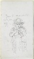 Unknown child, by Louisa Anne Beresford - NPG D23146(41b)