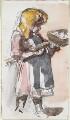 Unknown child, by Louisa Anne Beresford - NPG D23146(43)