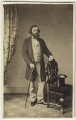 George Henry Vansittart, by Rolfe's Portrait Studio - NPG Ax46337