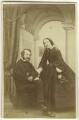 Sir Thomas Nicholas Redington; Anna Eliza Mary (née Talbot), Lady Redington, by Silli - NPG Ax46342