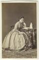 Edith Marion (née Story), Marchesa Peruzzi di Medici